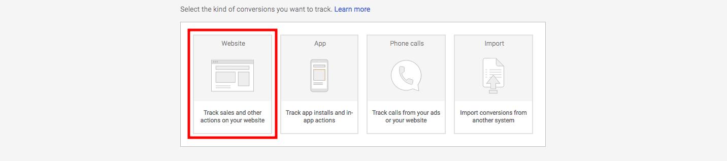 google-conversion-web