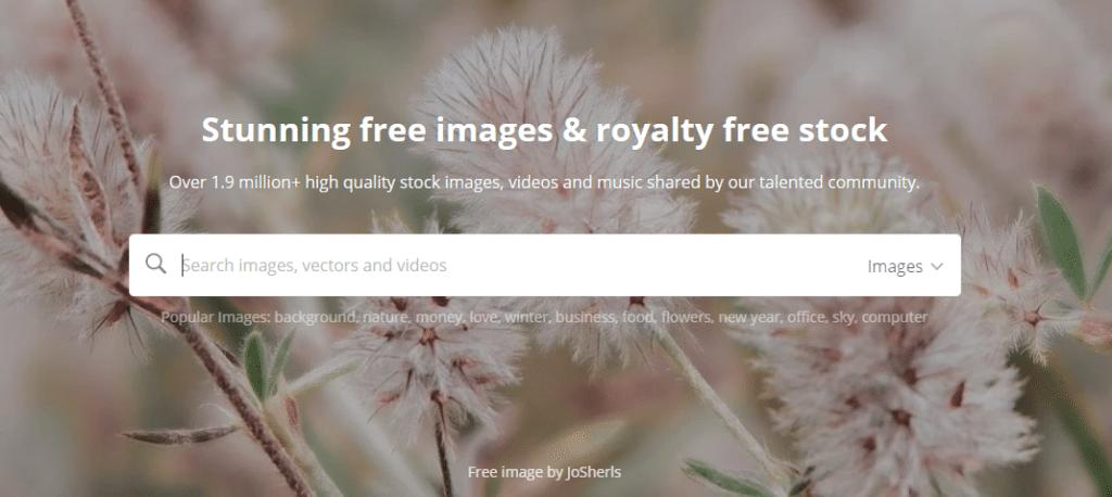 Pixabay - אתרי תמונות בחינם