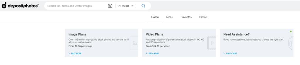 DepositPhotos - מאגר תמונות בתשלום