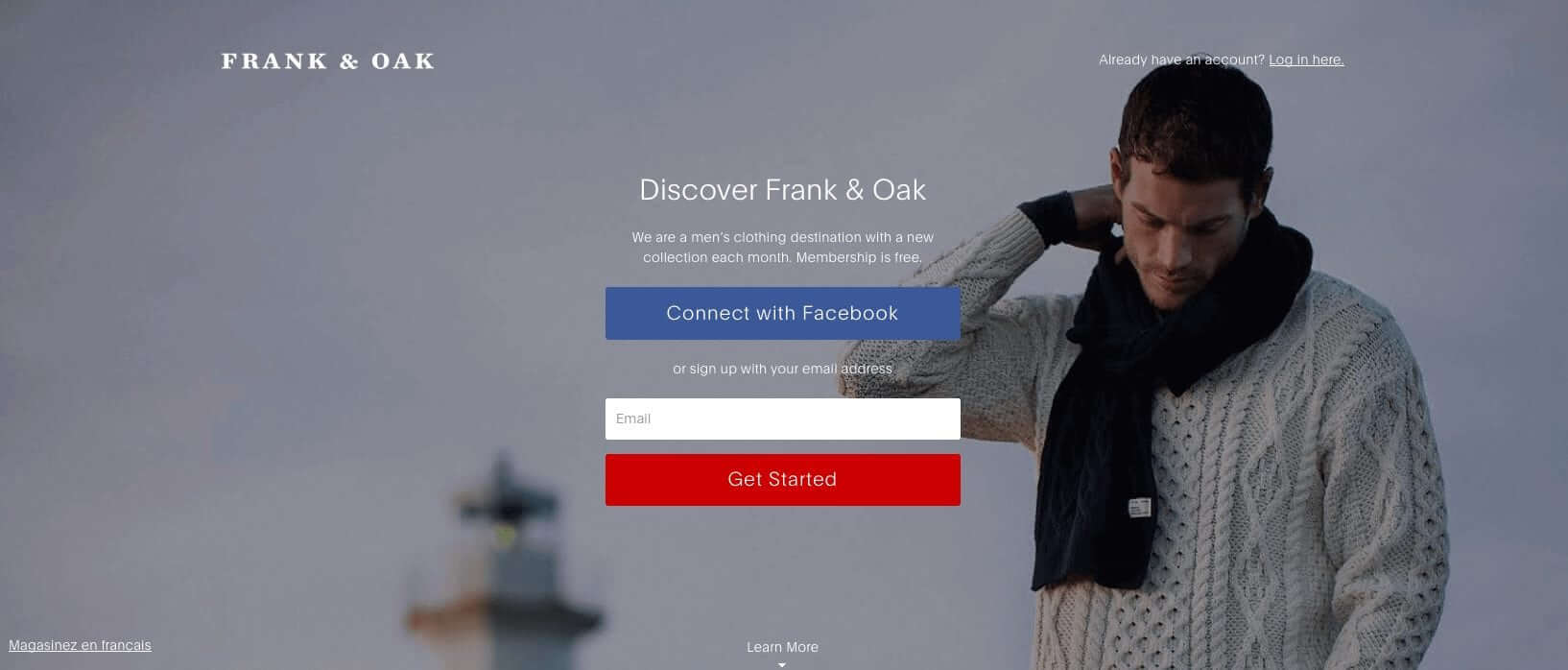 Frank-Oak